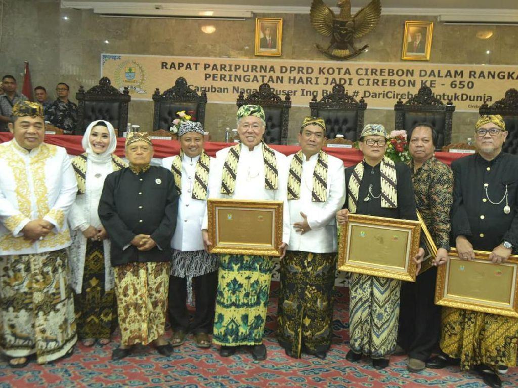 Wagub Uu Dorong Kota Cirebon Terus Berinovasi di HUT ke-650