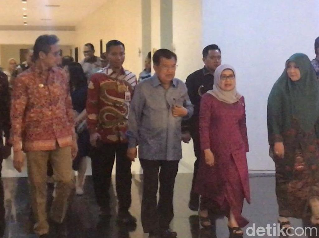 Bicara Perdamaian, JK Bandingkan Situasi di Aceh dan Papua