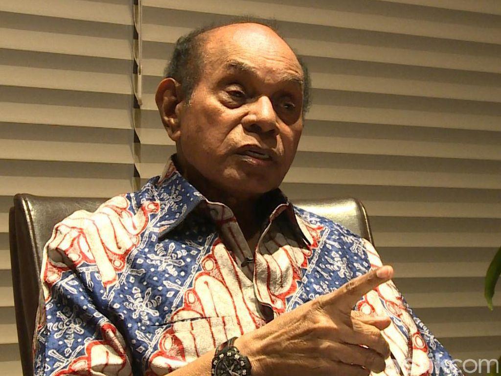 Soal Masalah di Papua, Freddy Numberi Soroti Pengawasan Otonomi Khusus