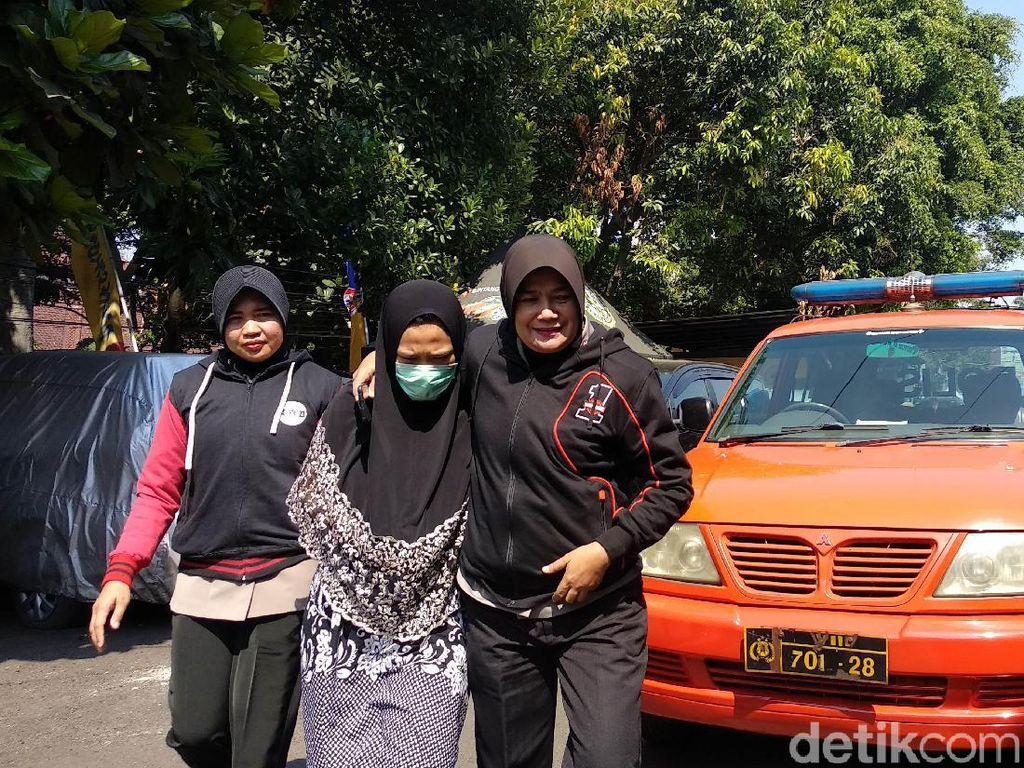 Polisi Cek Kejiwaan Ibu Pembunuh Bayi 3 Bulan di Bandung