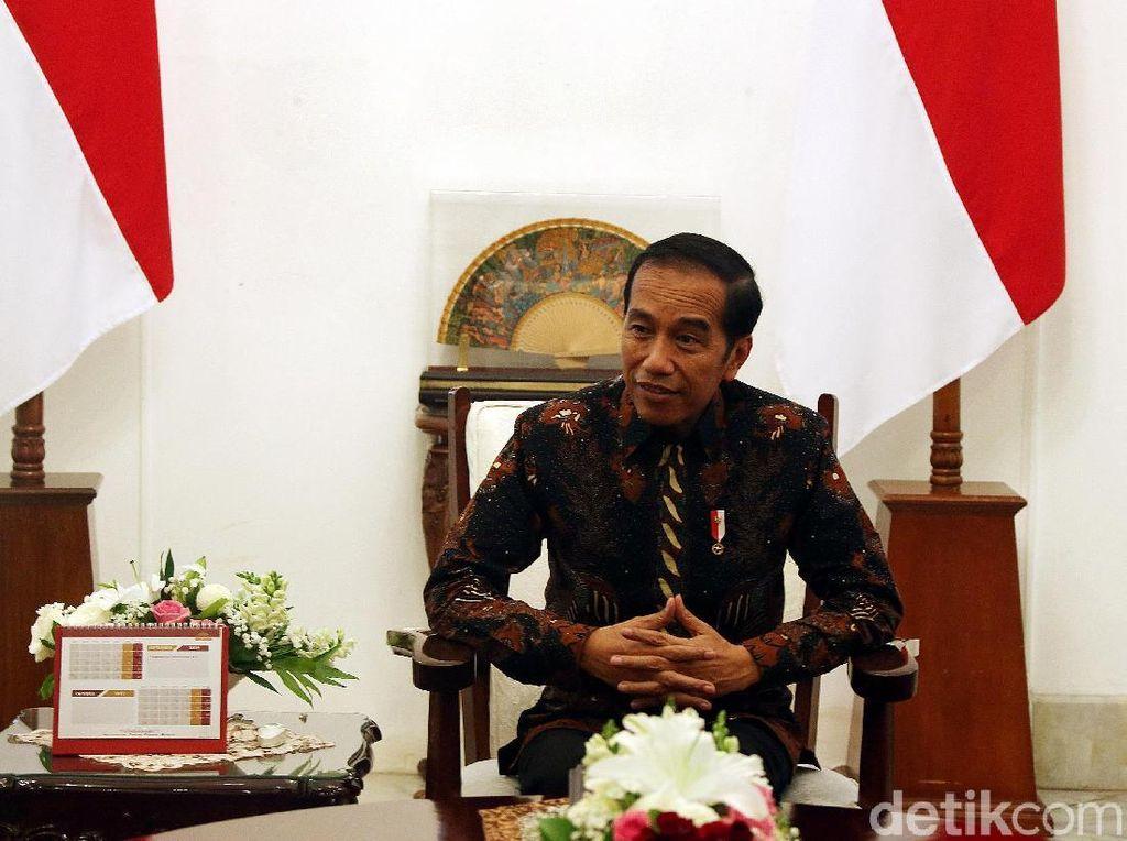 Jokowi: Saya Minta Masukan untuk Koreksi Hasil Pansel Capim KPK