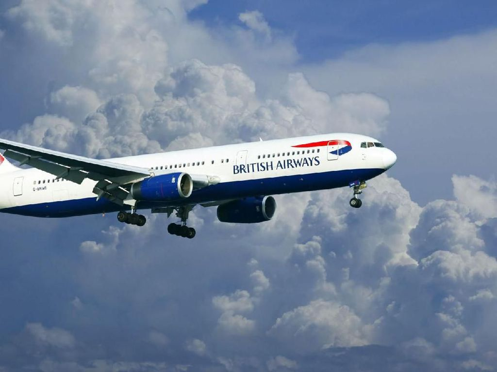 Pilot British Airways Mogok Lagi 27 September, Penerbangan Dibatalkan