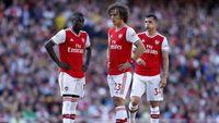 Pertahanan Arsenal Lucu di Babak Pertama, Seperti di Sunday League
