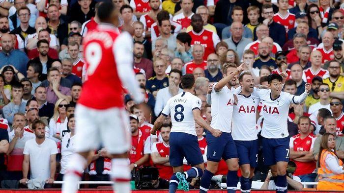 Tottenham Hotspur baru sekali menang di empat pekan pertama Liga Inggris. (Foto: Matthew Childs/Action Images via Reuters)
