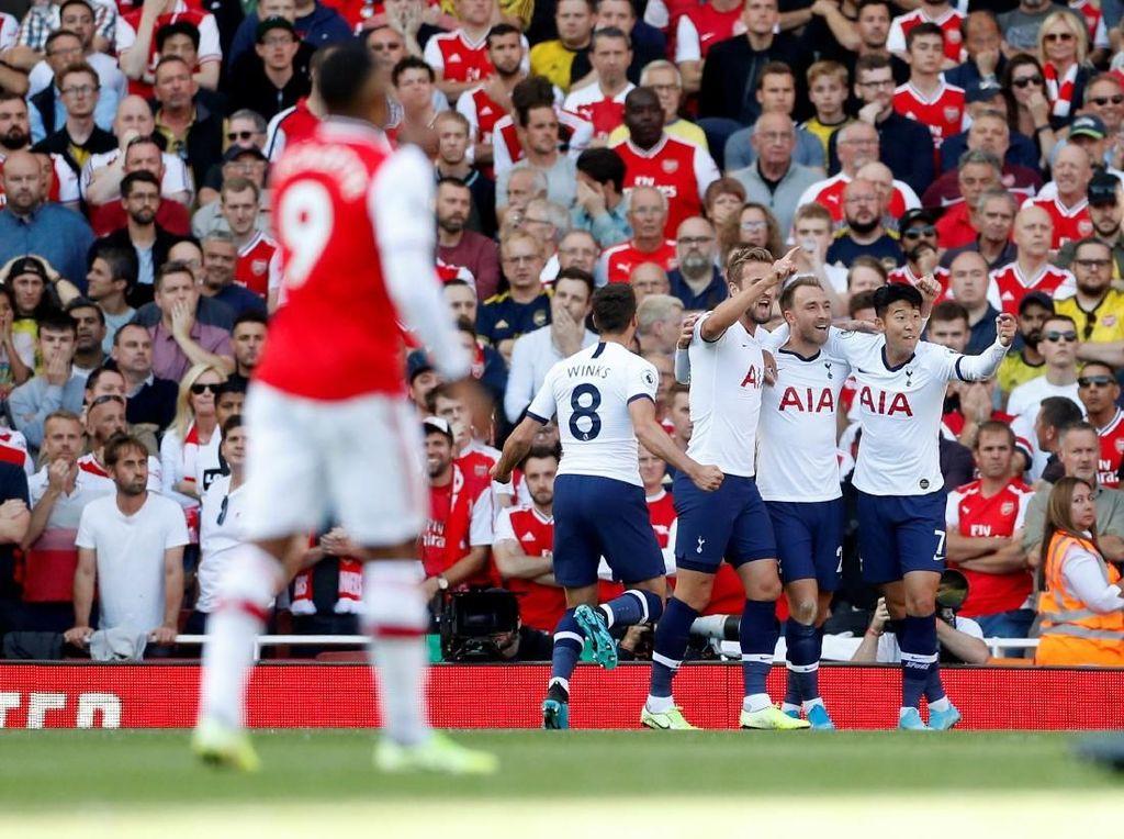 Tottenham Masih Kurang Sesuatu untuk Memburu Gelar Liga Inggris