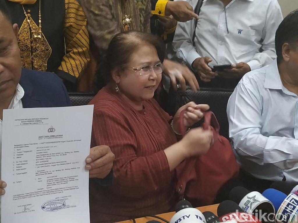 Dituding Informan Polisi, Nikita Mirzani Anggap Elza Syarief Lucu