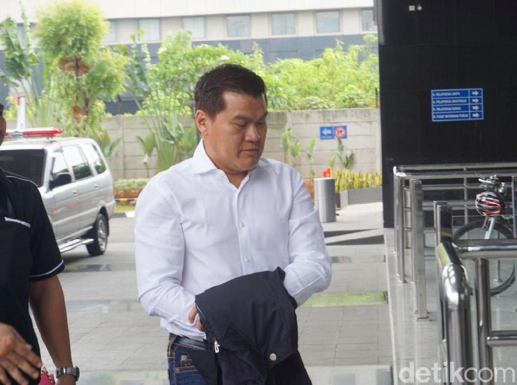 KPK Panggil Koruptor e-KTP Andi Narogong Jadi Saksi Tannos