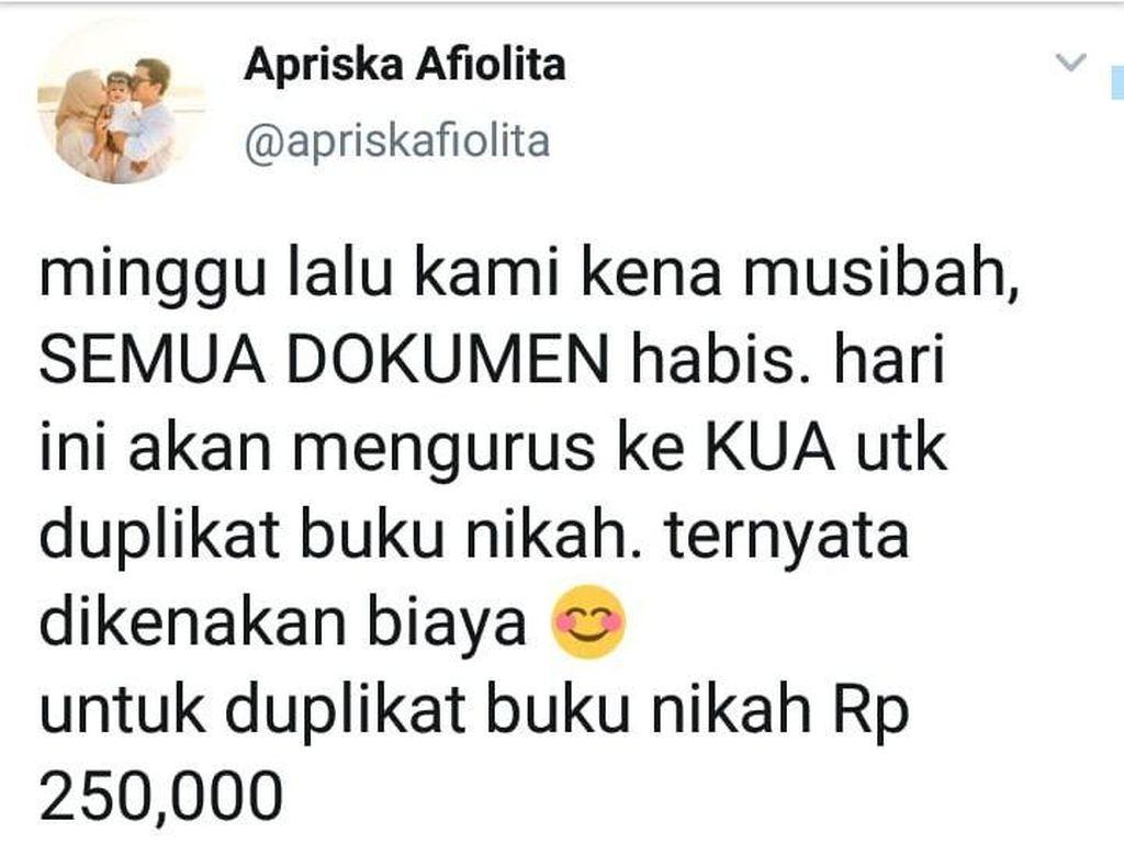 Viral, Warga Surabaya Urus Duplikat Buku Nikah Harus Bayar Rp 250 Ribu