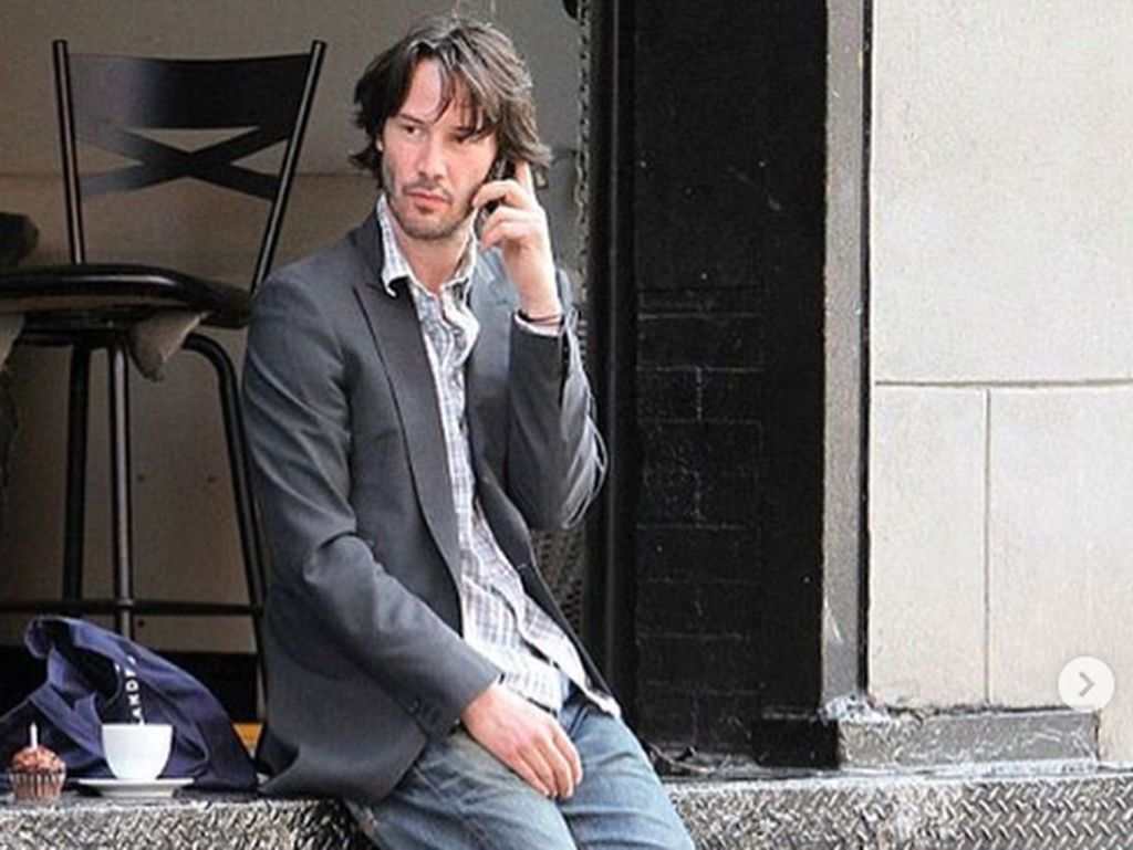 Wow! Ada Keanu Reeves di The Spongebob Movie