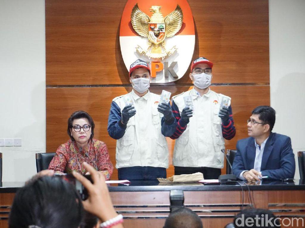 Fakta-fakta OTT KPK Jerat Dirut PTPN III dan Bupati Muara Enim