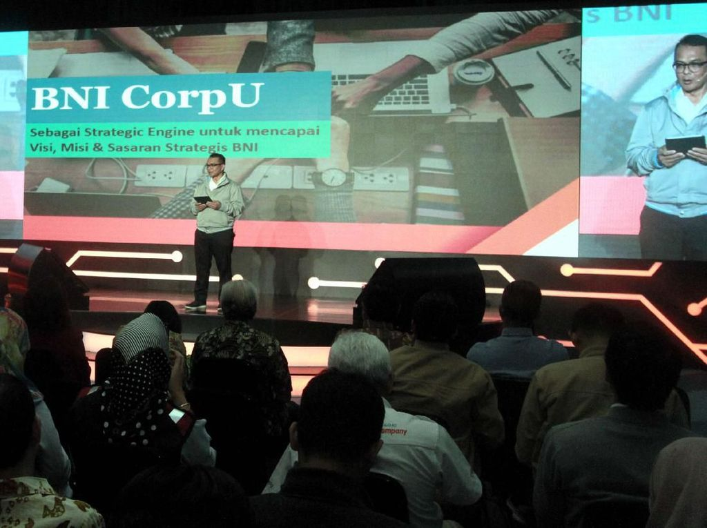 Seminar BNI Corporate University