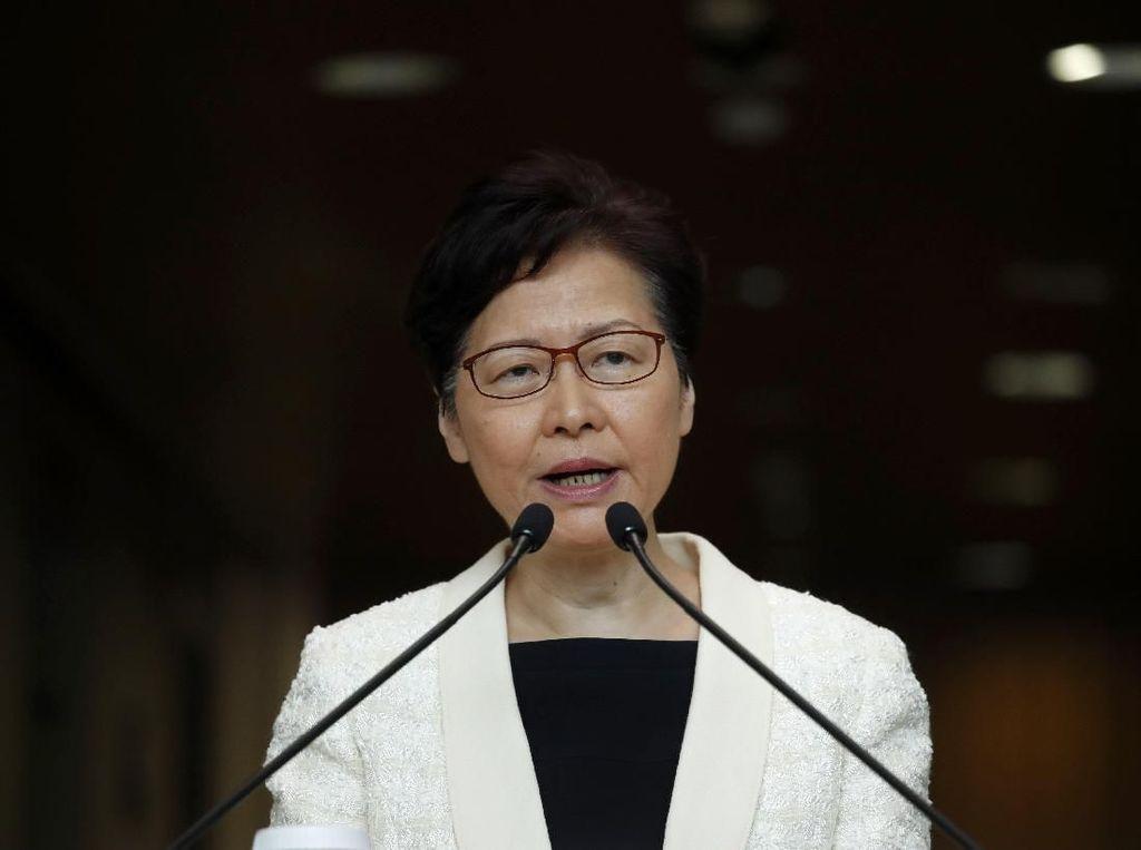 Cabut RUU Ekstradisi, Pemimpin Hong Kong Punya Pesan Ini untuk Demonstran