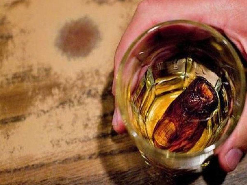 Dari Air Mata Tuna Hingga Jari Kaki Manusia, Ini 8 Minuman Teraneh di Dunia