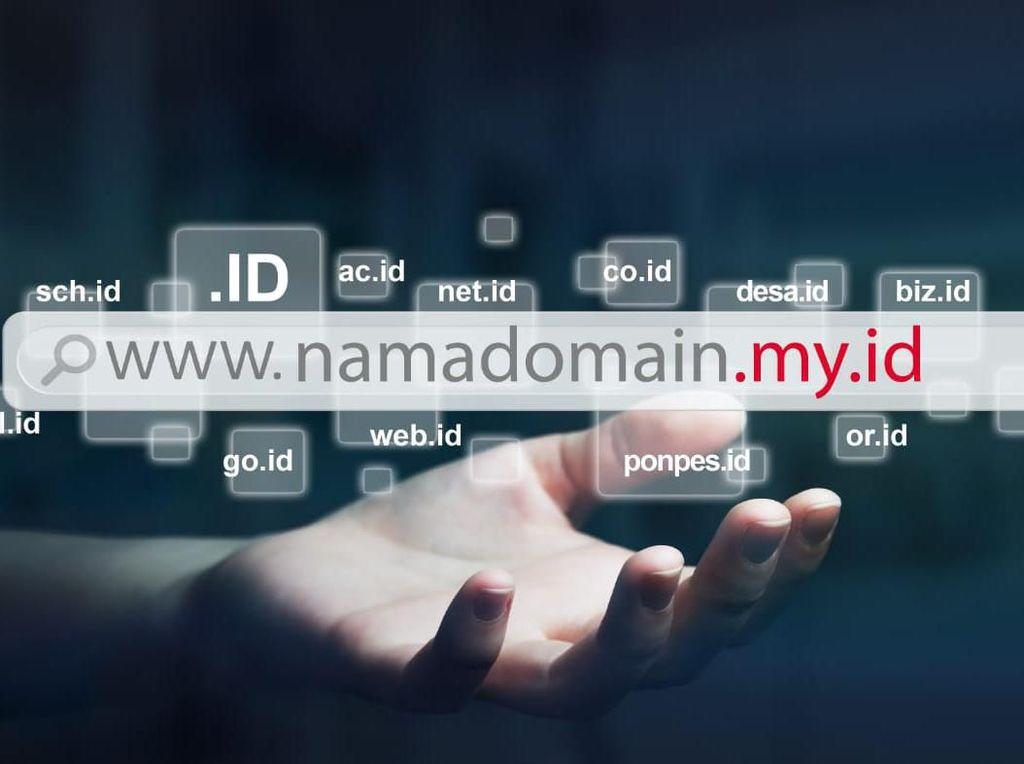 Genjot Jumlah Pengguna, Domain my.id Mulai Dipasarkan