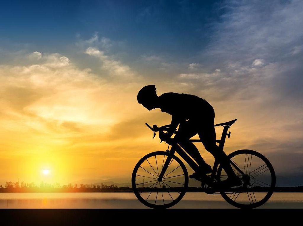 Hobi Bersepeda? Ini Saran Dokter Agar Tak Gampang Cedera