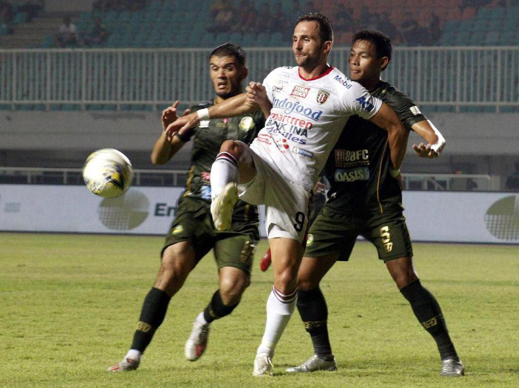 Bali United Unggul Jauh di Klasemen, Spaso: Liga 1 Masih Panjang