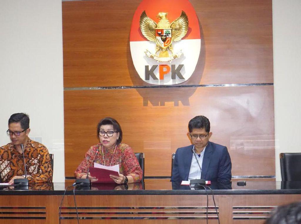 Dirut dan Direktur PTPN III Jadi Tersangka di KPK, Ini Konstruksi Perkaranya