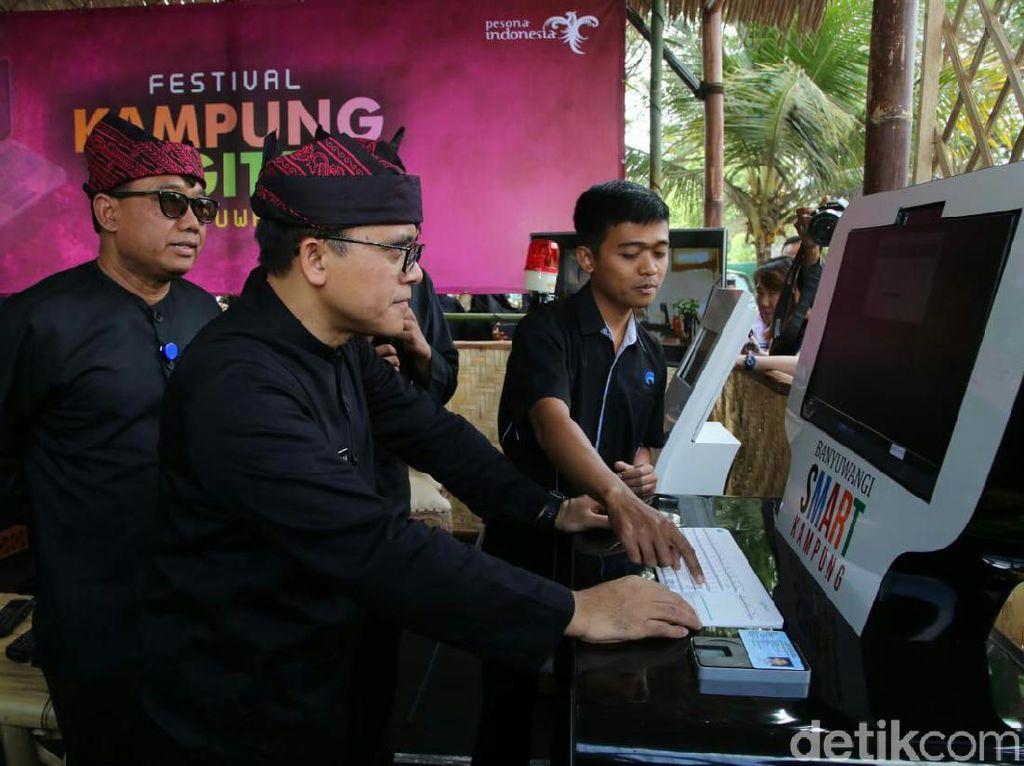 Festival Kampung Digital, Cara Banyuwangi Angkat dan Pamerkan Inovasi Desa