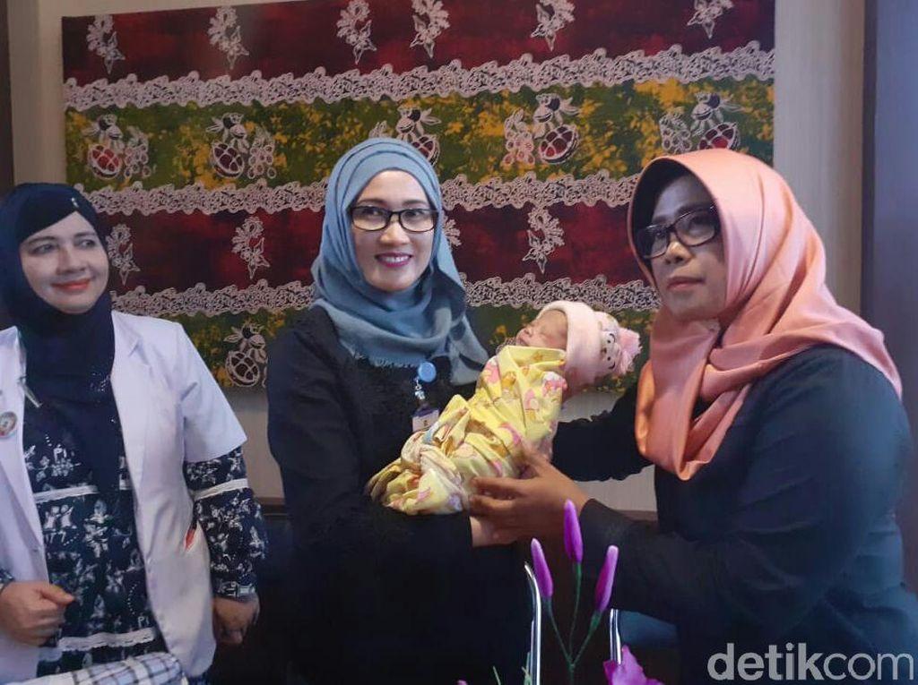 Bayi yang Dibuang di Surau Banyuwangi Diserahkan ke Dinsos Jatim