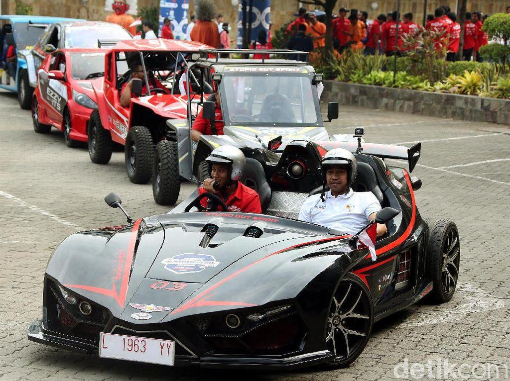 Mobil Listrik ITS Bakal Produksi Massal, Siapa Investornya?