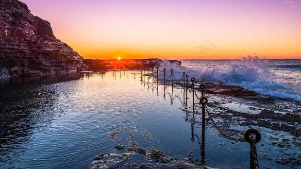 13 Kolam Renang Ombak Paling Memukau di Dunia