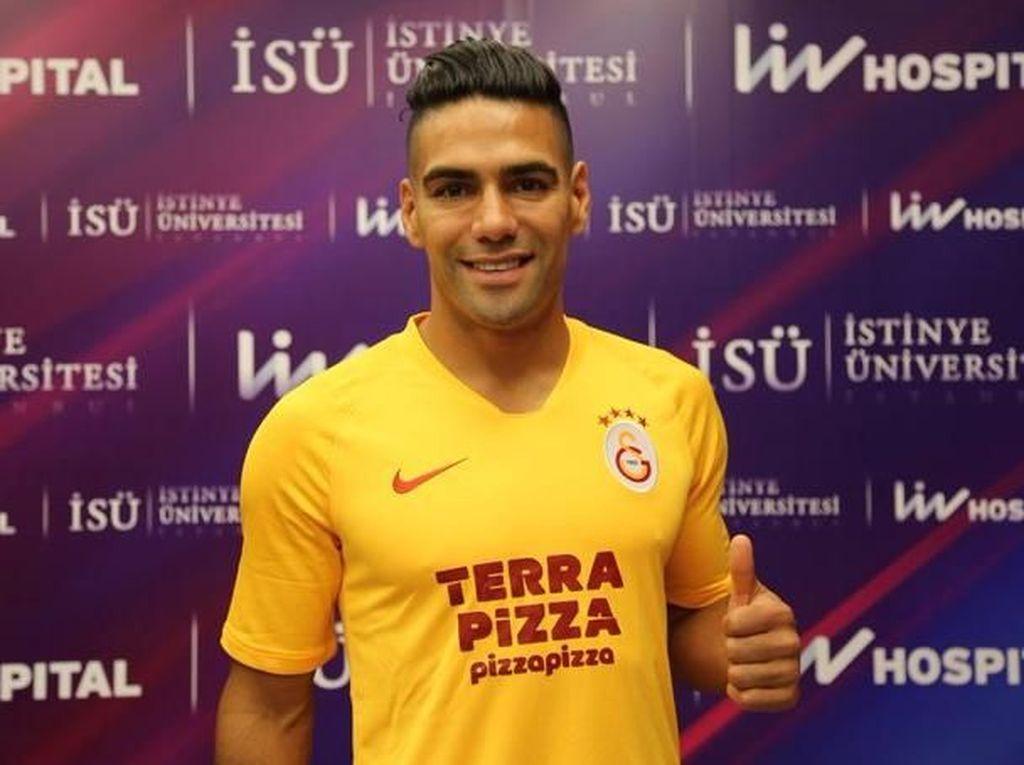 Falcao Gabung Galatasaray
