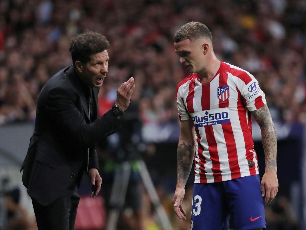 Trippier: Atletico Madrid Klub Terbaik untuk Pemain Belakang