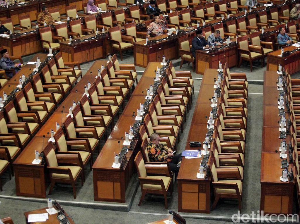 Revisi UU MD3 Jadi Prioritas DPR, Baleg Bicara Koalisi Kebangsaan
