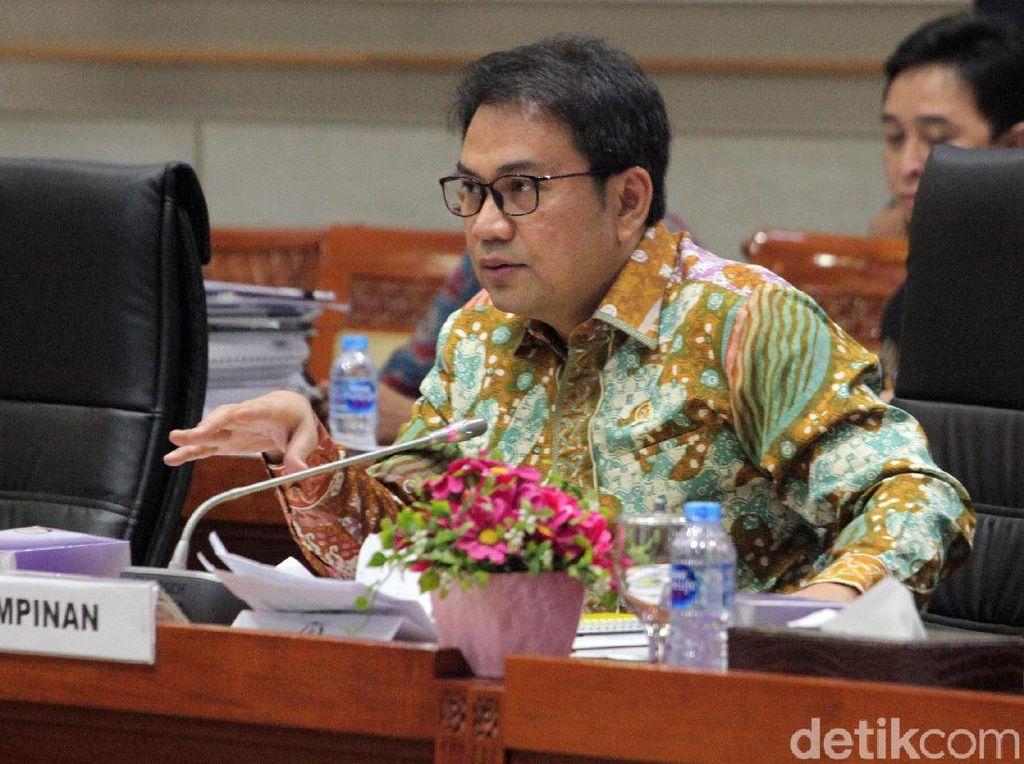 Aziz Syamsuddin Dinilai Cocok Jadi Ketua MPR
