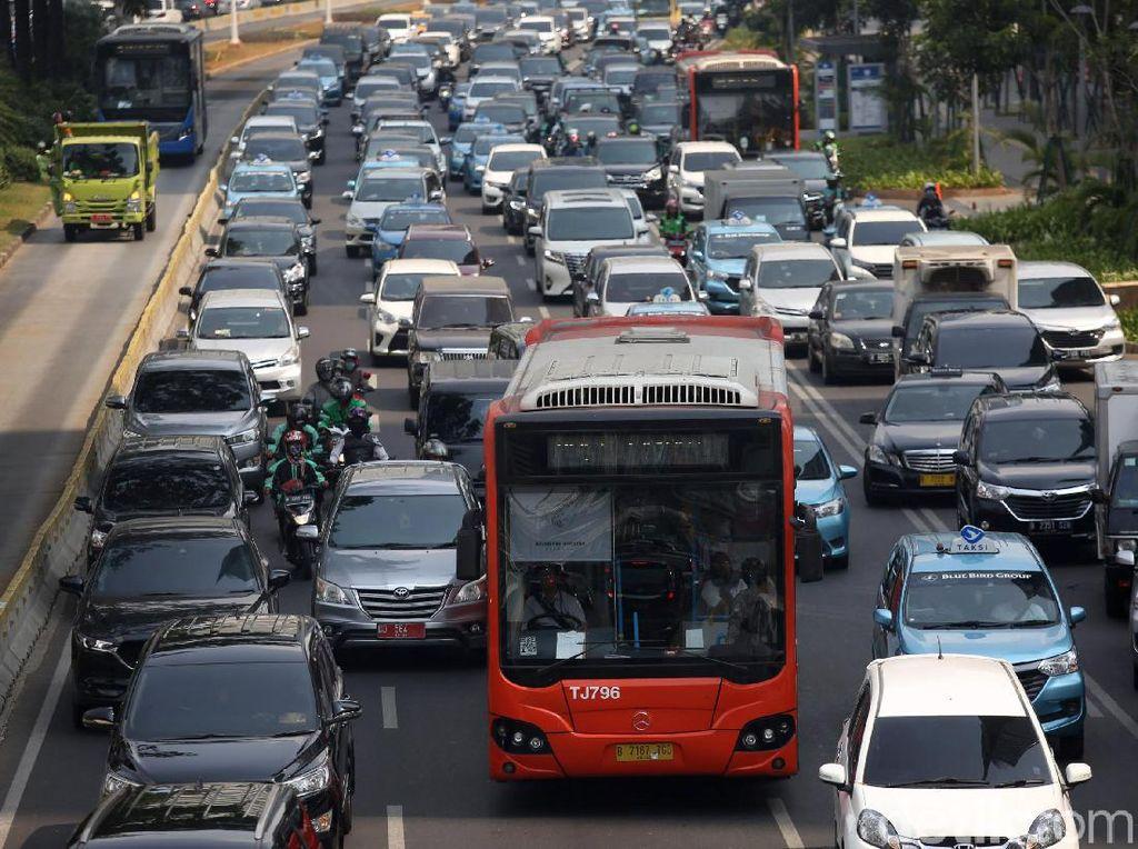 Pengamat: Jakarta Sudah Tidak Pas untuk Mobilitas Presiden