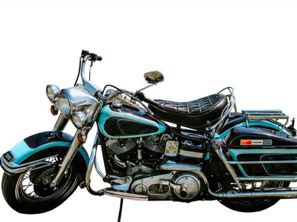 Harley-Davidson Elvis Presley Dilelang!