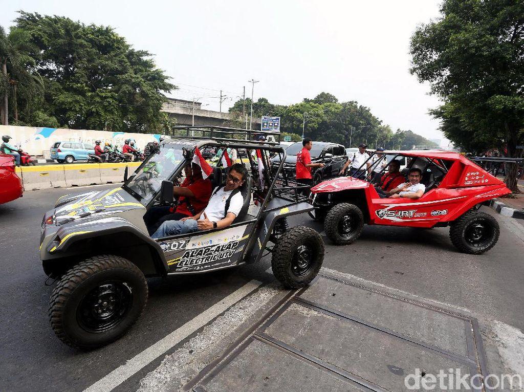 Percuma Mahasiswa Jago Bikin Mobil Listrik tapi Tak Dibuat Massal