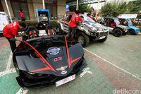 Mobil listrik garapan ITS