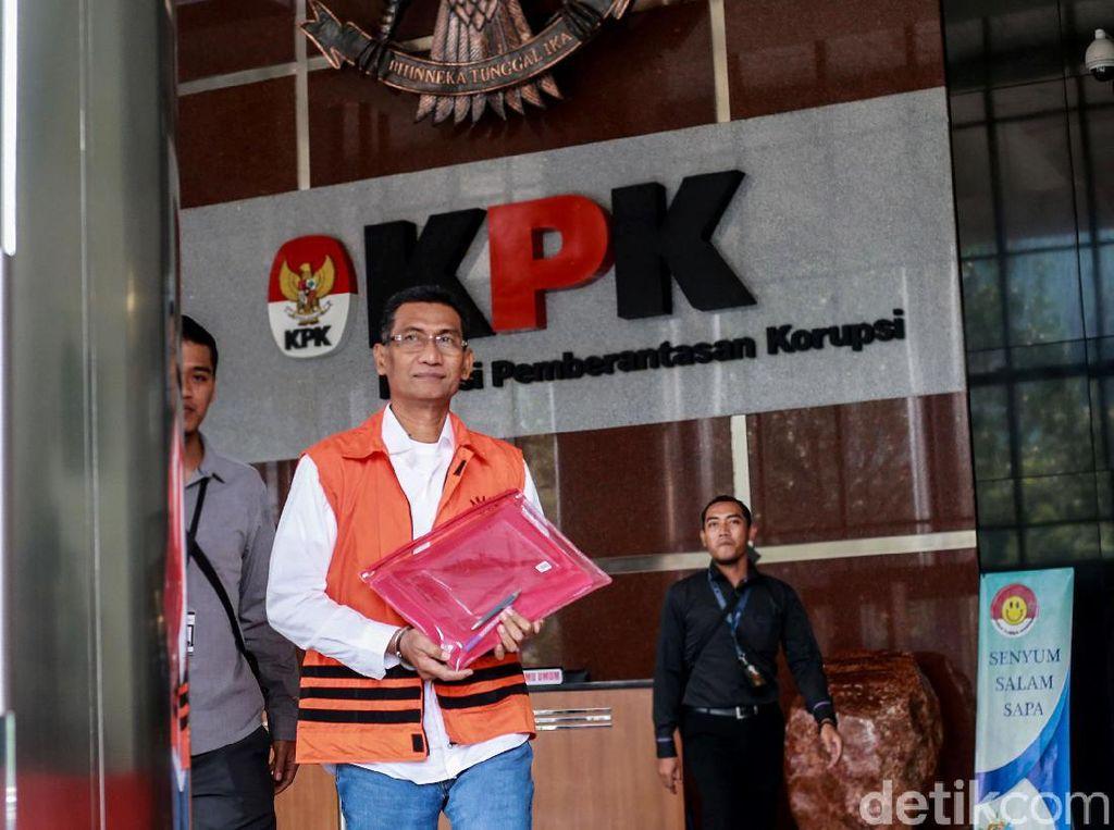 Berkas Dilimpahkan, Tersangka Suap Bupati Kudus Disidang di Semarang