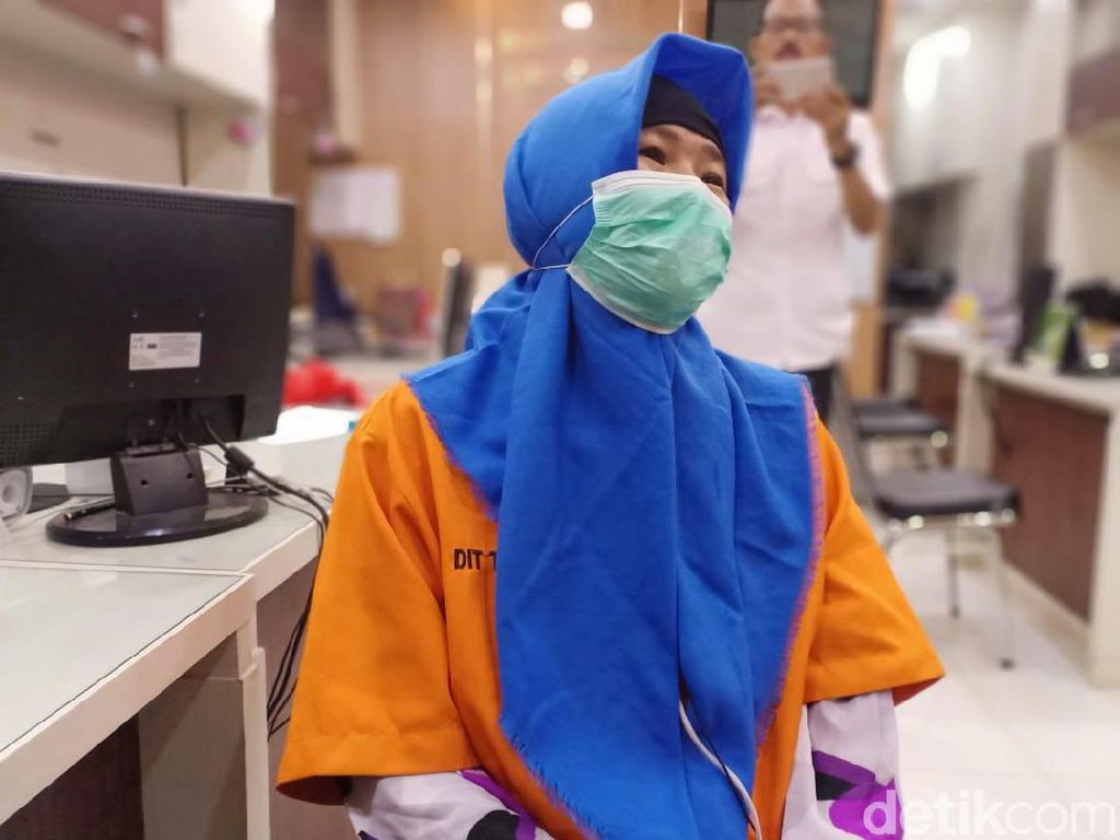 Aulia Kesuma Harap Tak Dihukum Mati karena Alasan Anak
