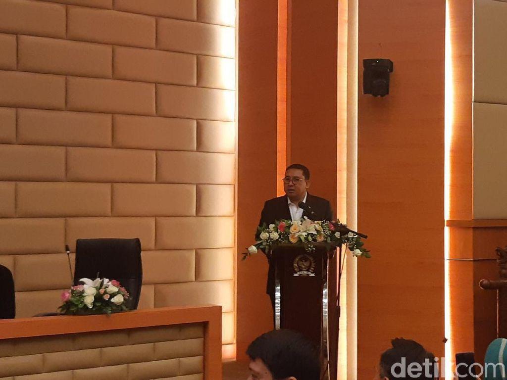 Amien Rais-Fadli Zon Bahas Pindah Ibu Kota di DPR