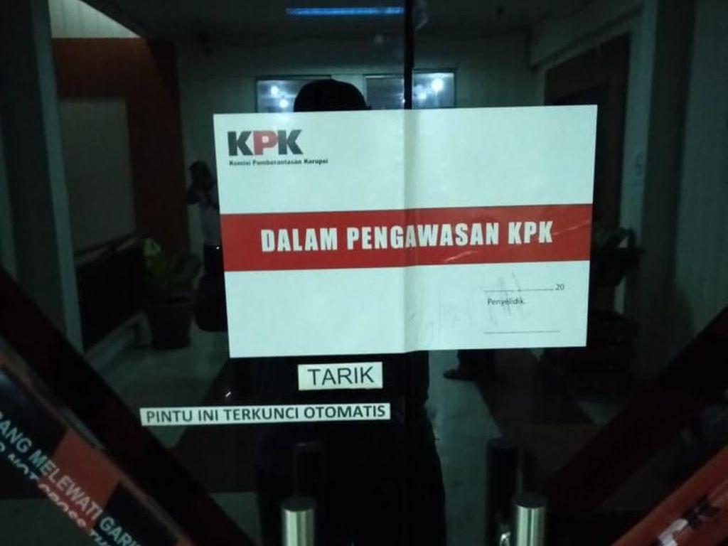 KPK Benarkan OTT Bupati Muara Enim