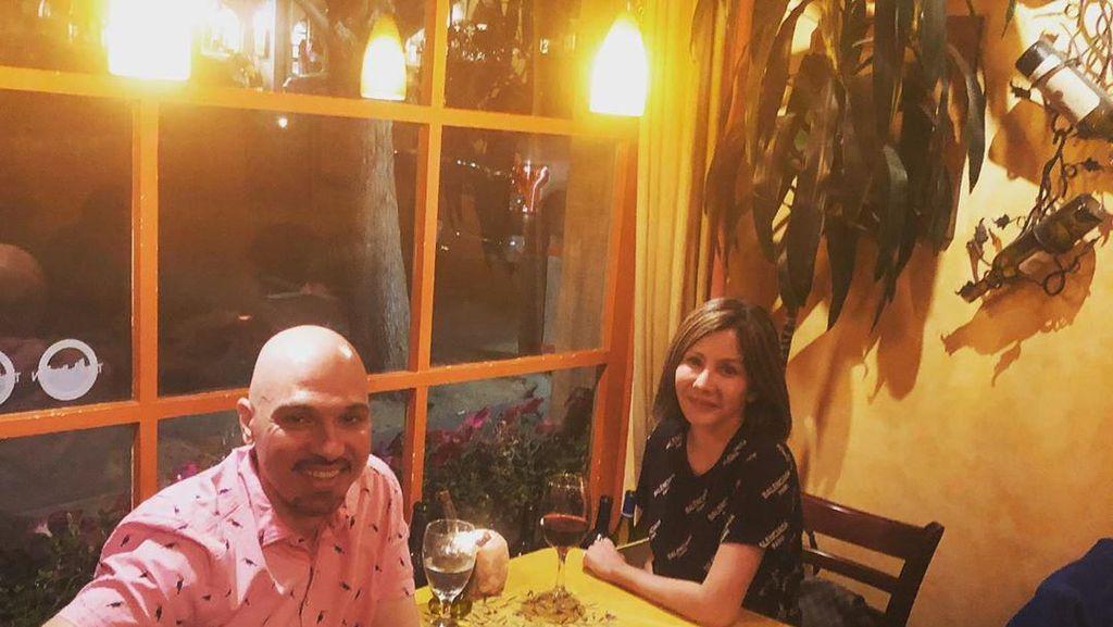 Kulineran Mewah Medina Moesa, Sosialita Istri Sajad Ukra