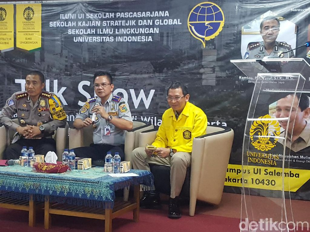 Tekan Polusi Udara, Kadishub DKI Siapkan Jalur Sepeda di 9 Terminal Jakarta