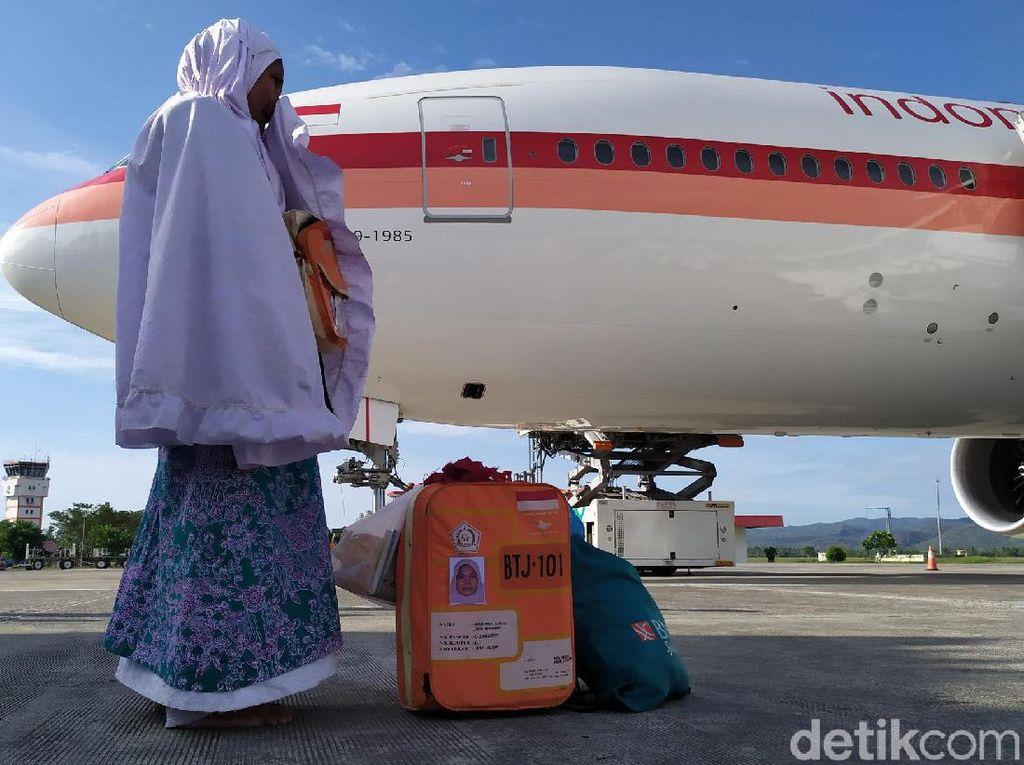 Garuda Indonesia Siapkan 18 Pesawat Angkut Jemaah Haji 2021