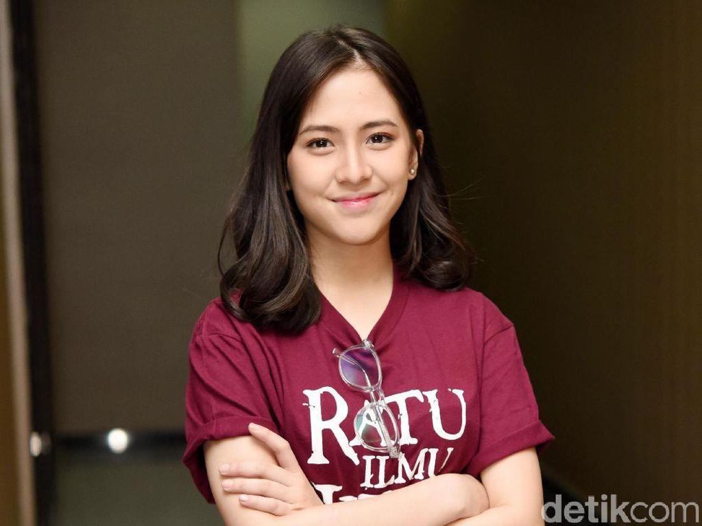 Syuting Ratu Ilmu Hitam, Zara Eks JKT48 Kesulitan Adegan Disiksa
