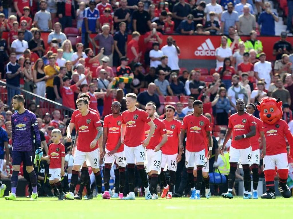 Wenger: MU Bukan Kandidat Juara