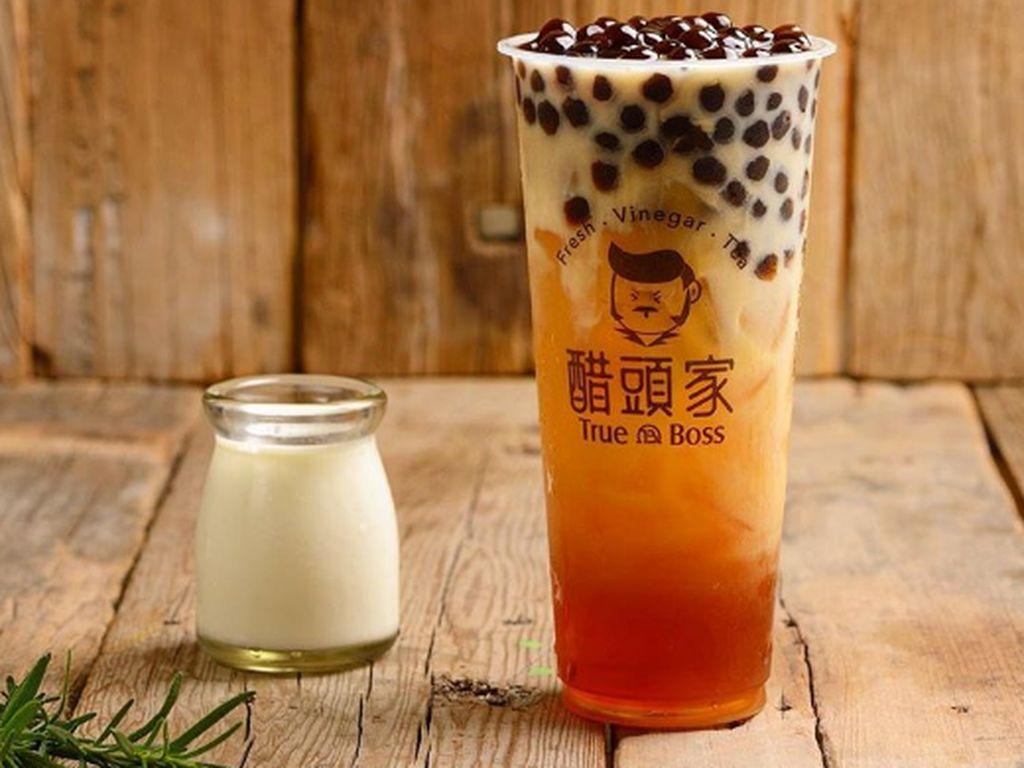Kenyal Menyegarkan, Ini 5 Minuman Boba Populer di Singapura