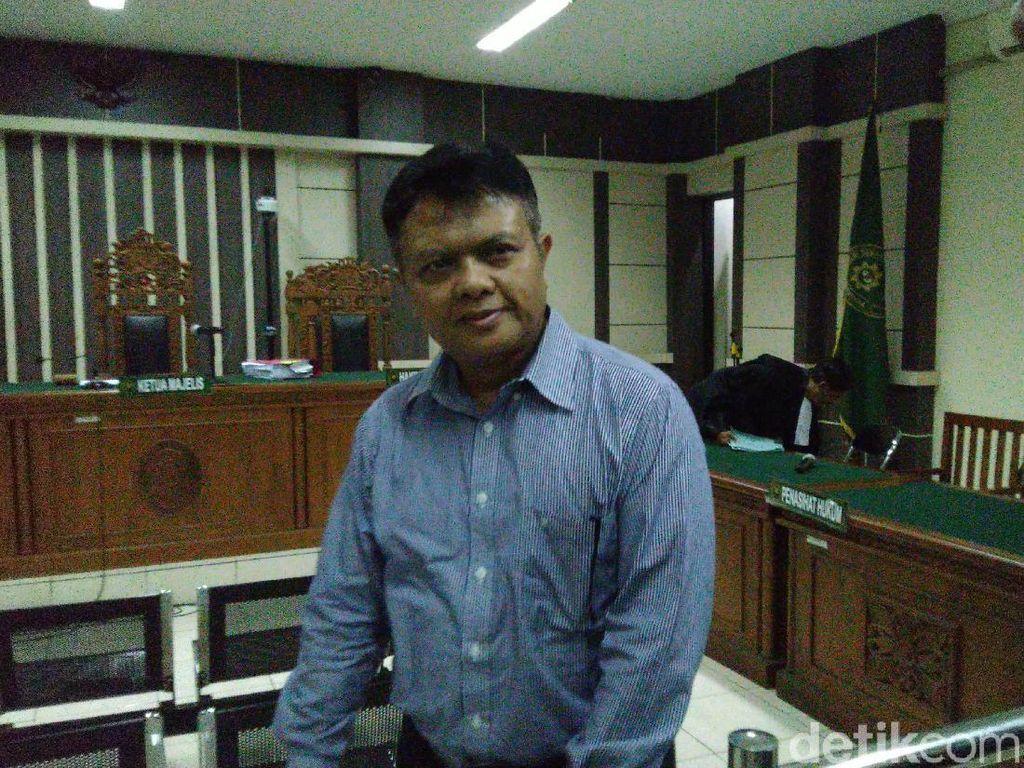 Divonis 4 Tahun, Hakim Lasito Ngotot Seret Eks Atasannya di Kasus Suap