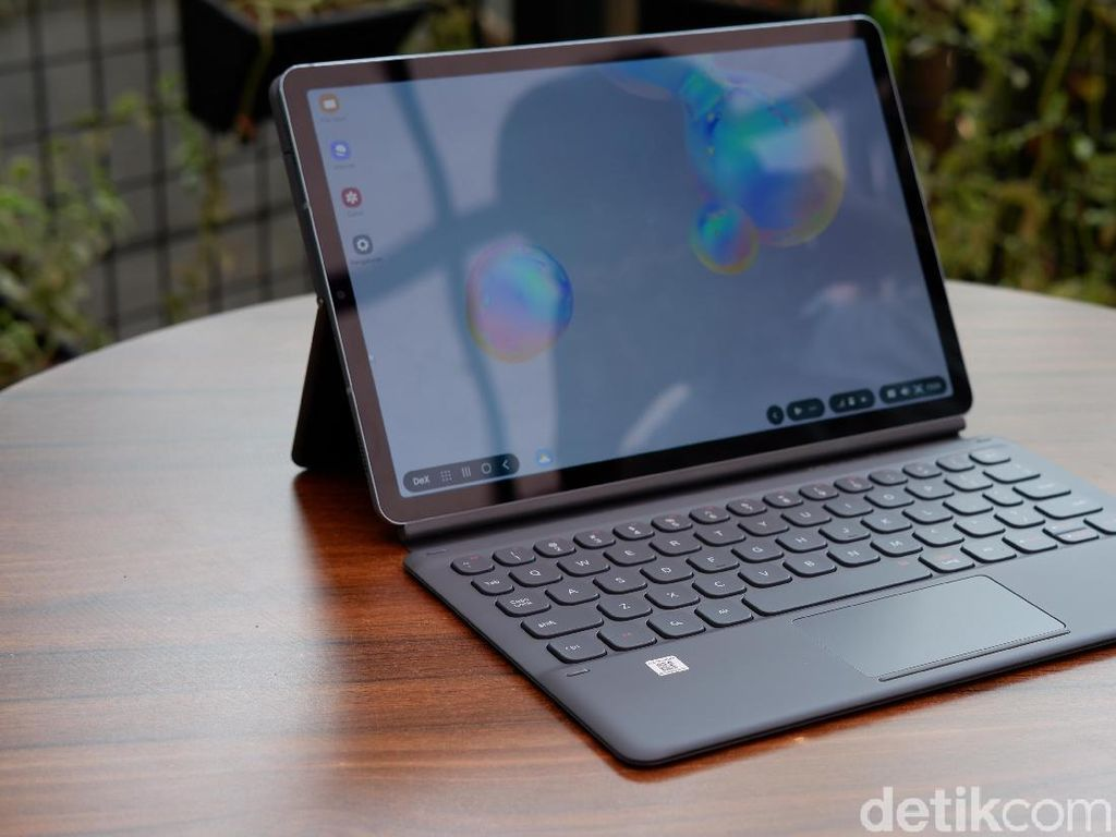 Dibanderol Rp 12 Juta, Apa Kebolehan Galaxy Tab S6?