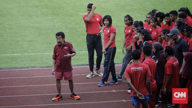 PASI memutuskan menurunkan atlet-atlet muda di SEA Games 2019.