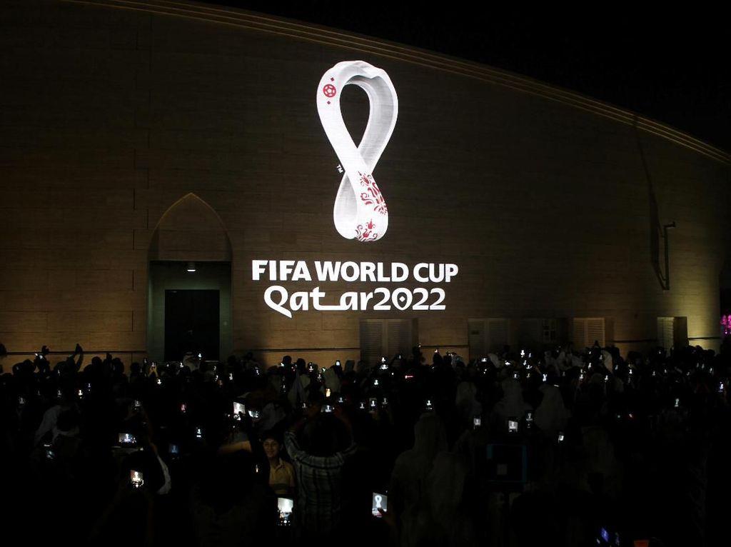 Kuli Stadion Piala Dunia 2022 di Qatar Tak Digaji 7 Bulan