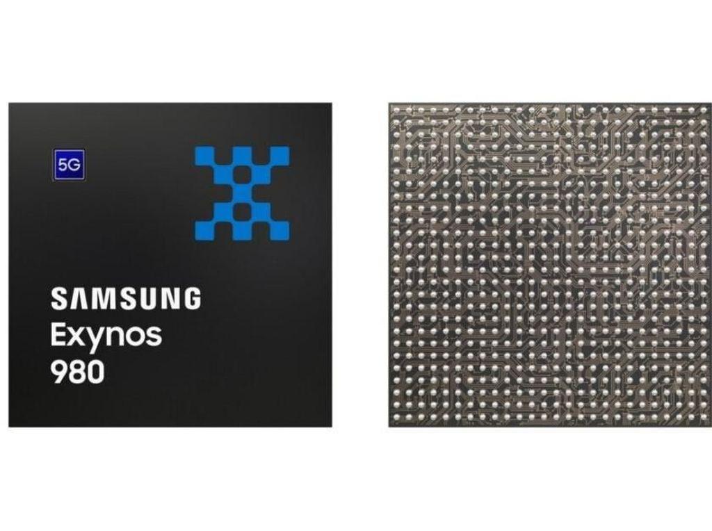 Samsung Integrasikan Modem 5G di Prosesor Menengah