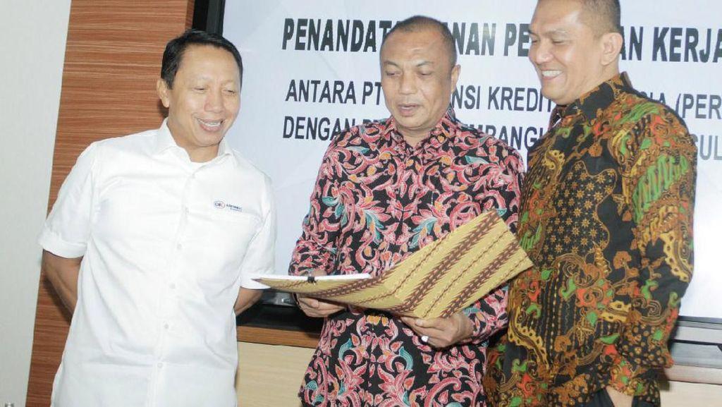 Kerjasama Wujudkan Pembangunan di Timur Indonesia