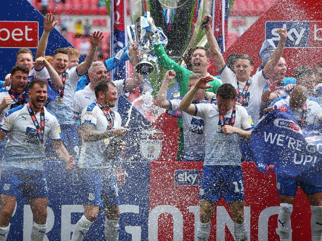 Profil Tranmere Rovers, Klub Inggris yang Kedatangan Investor Indonesia